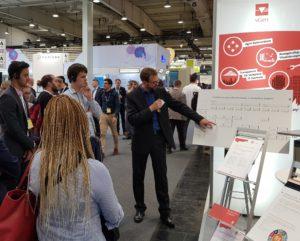 Philipp erklärt die EAM-Visualisierung