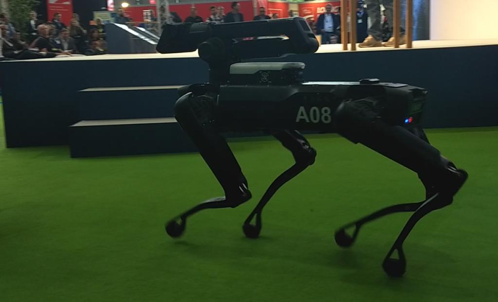 Boston Dynamics Spot Mini