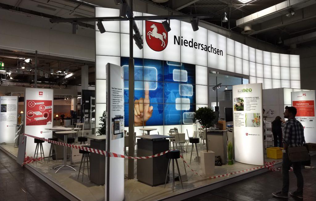 Gemeinschaftsstand der niedersächsischen Wirtschaft